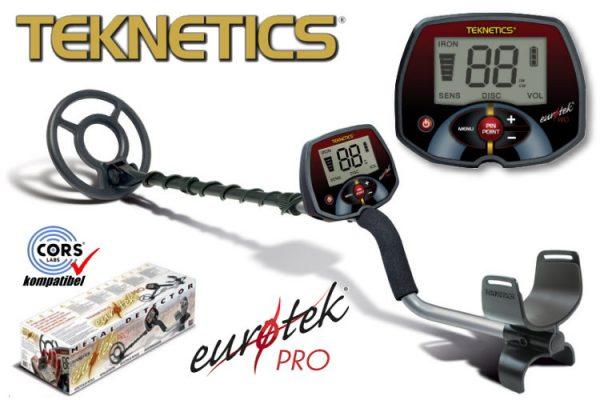 Eurotek PRO Metalldetektor