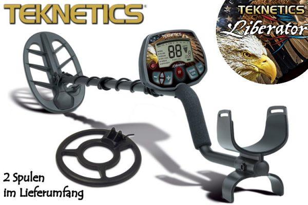 Teknetics Liberator Metalldetektor